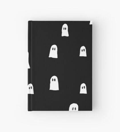 Halloween Ghosts Hardcover Journal