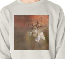 The Abstract World of Flowers Pullover