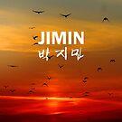 Jimin Phone Cover - Birds by ReadingFever