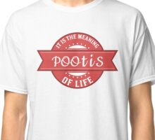 Team Fortress 2 - Pootis Classic T-Shirt