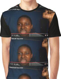 Longest Yeah Boy Graphic T-Shirt