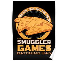 The Smuggler Games Poster