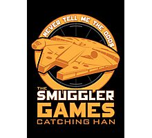 The Smuggler Games Photographic Print