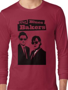The Blues Bakers Long Sleeve T-Shirt