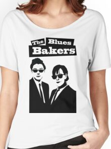 The Blues Bakers Women's Relaxed Fit T-Shirt