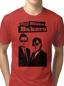 The Blues Bakers Tri-blend T-Shirt
