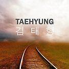 Taehyung (V) Phone Case - Tracks by ReadingFever