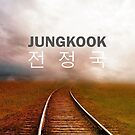 Jungkook Phone Cover - Tracks by ReadingFever