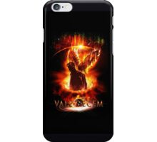Vale Decem - The Lonely Angel iPhone Case/Skin
