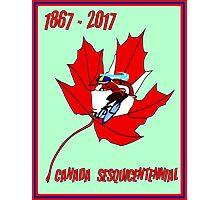 CYCLING CANADA; Sesquicentennial Celebration Print Photographic Print