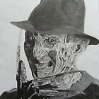 Old School Freddy by Courtney Pretlove
