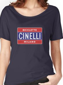 CINELLI Women's Relaxed Fit T-Shirt