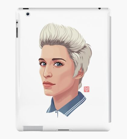 """Lol """"This is England 86"""" iPad Case/Skin"""