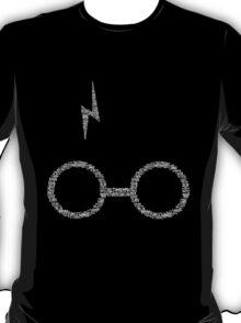 Spells Harry Potter Glasses T-Shirt