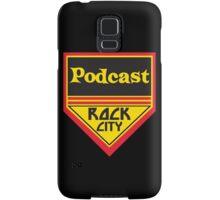 Podcast ROCK CITY Podcast! Samsung Galaxy Case/Skin