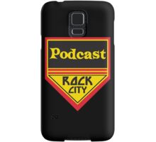 Podcast ROCK CITY Podcast! Samsung Galaxy Case/Skin