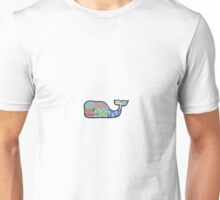 Vineyard Vines Patchwork Unisex T-Shirt