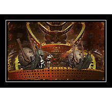 Steampunk central Photographic Print
