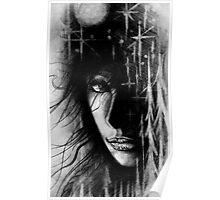 Female Forest Spirit Poster