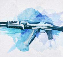 CS:GO AK-47 Vulcan Sticker