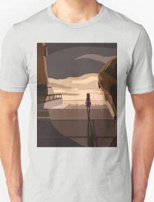 "Ahsoka Tano ""Im sorry master, Im not coming back"" Unisex T-Shirt"