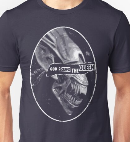GOD SAVE THE QUEEN! Unisex T-Shirt