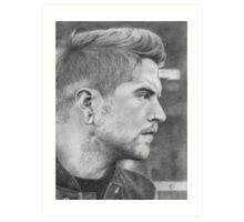 Dani Winter-Bates (Bury Tomorrow) Art Print