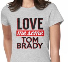 TOM BRADY Womens Fitted T-Shirt