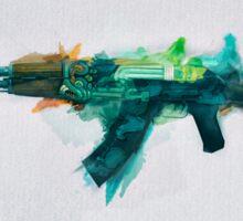 CS:GO AK-47 Fire Serpent Sticker