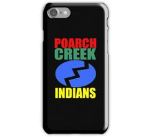 Poarch Band of Creek Indians iPhone Case/Skin