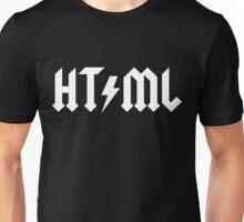 HTML Rocks Unisex T-Shirt