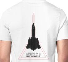 Blackbird SR-71 Unisex T-Shirt