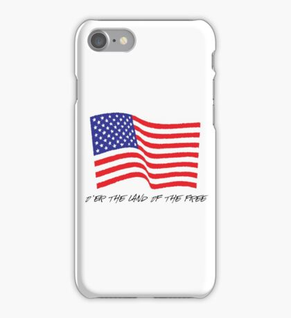 USA VINTAGE 90s  iPhone Case/Skin