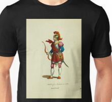 Habit of a Norman in 1066 Ancien Normand 220 Unisex T-Shirt