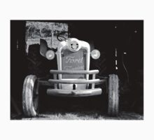Ford Farming Tractor Kids Tee