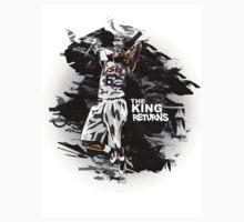 LeBron James - The King Returns T-Shirt