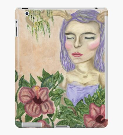 In Touch with Nature  iPad Case/Skin