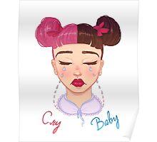 Melanie Martinez - Cry Baby Poster