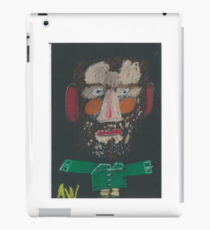 Portrait becomes you iPad Case/Skin