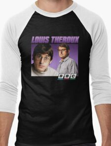 Louis Theroux 90s Alternate Men's Baseball ¾ T-Shirt