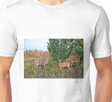 Deer Family Unisex T-Shirt