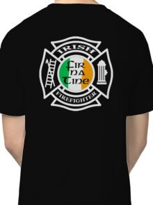 Irish Firefighter Classic T-Shirt