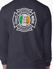 Irish Firefighter Long Sleeve T-Shirt