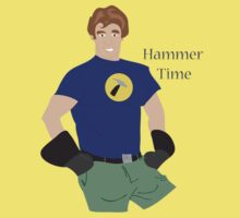 Hammer Time Baby Tee