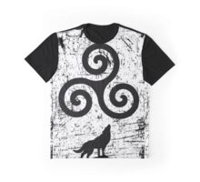 Beacon Hills Wolves Graphic T-Shirt
