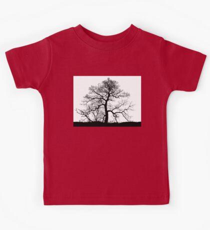 Bare Naked Tree Kids Tee