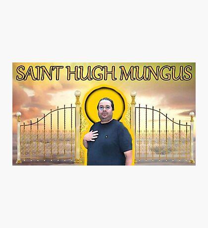 saint hugh mungus Photographic Print