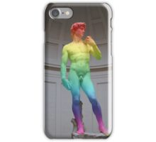 The David, by Michelanglo iPhone Case/Skin
