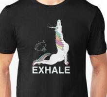 unicorn exhale Unisex T-Shirt