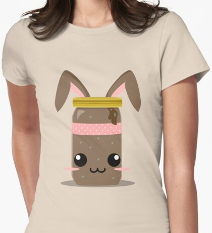 Guava Jelly Womens Fitted T-Shirt